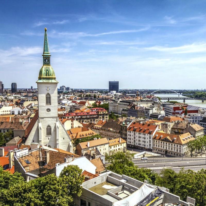 Europa-Slovacia