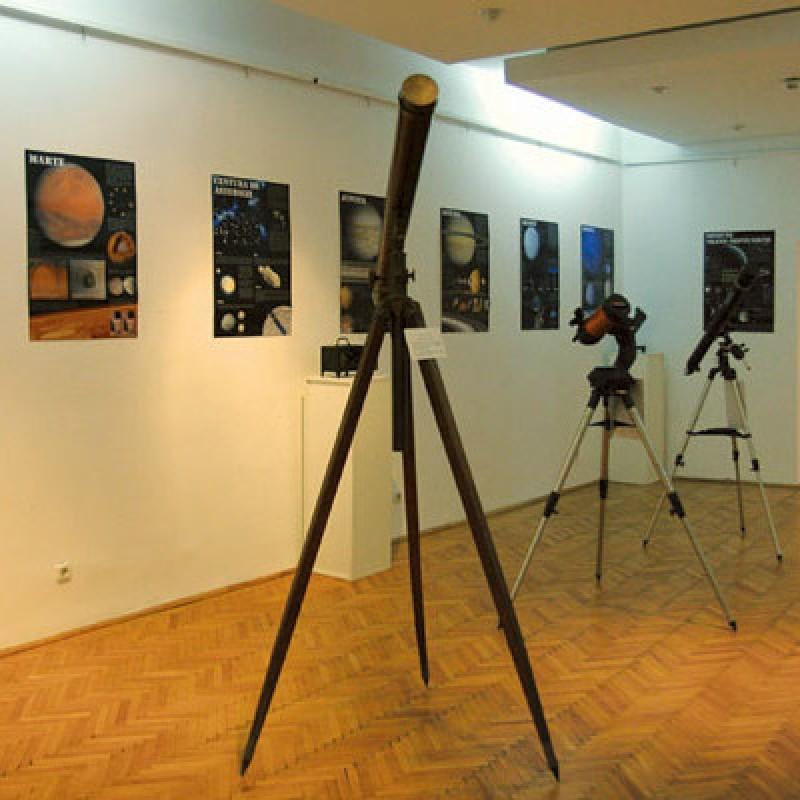 Tabără Astronomie